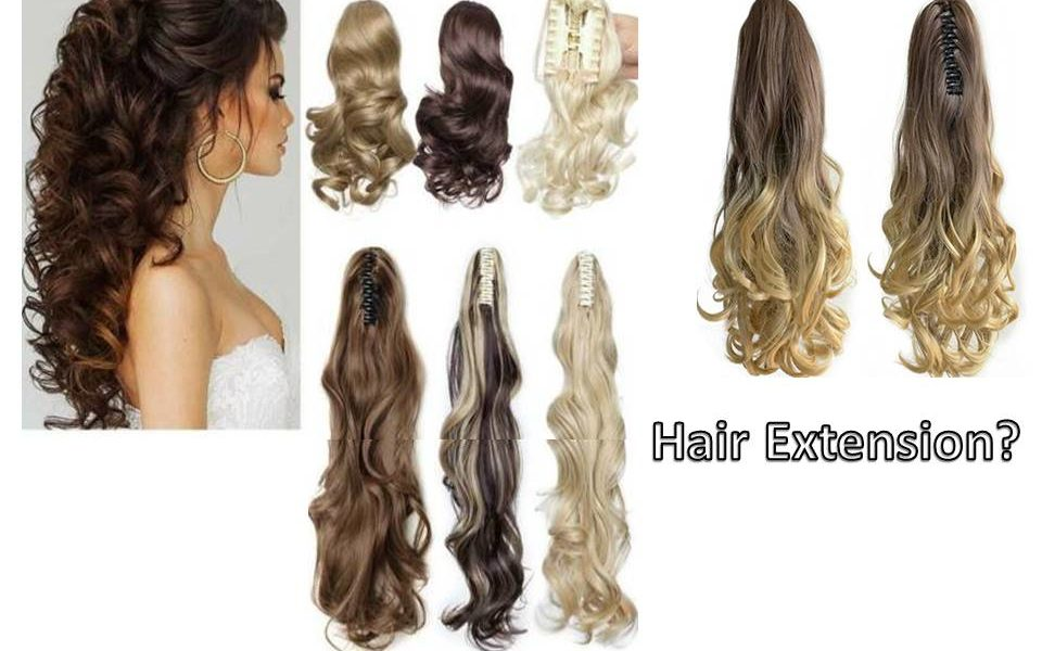 What is a hair extension?